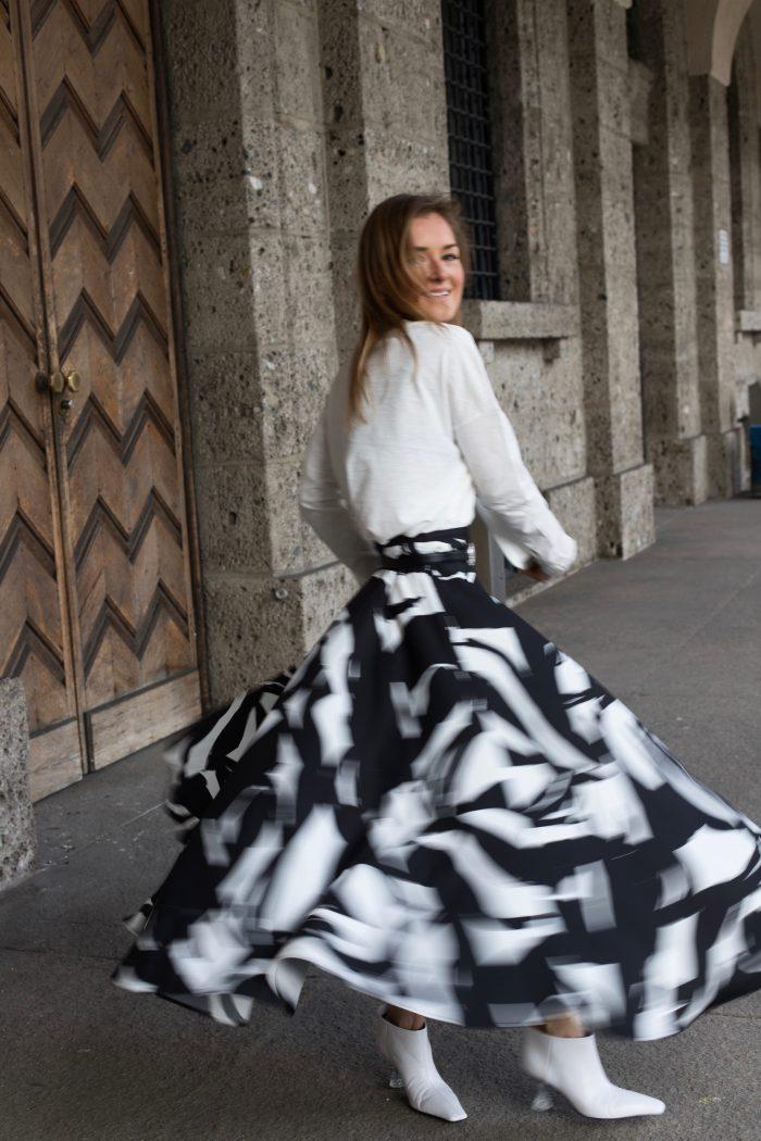 midi skirt summer 2019 trend