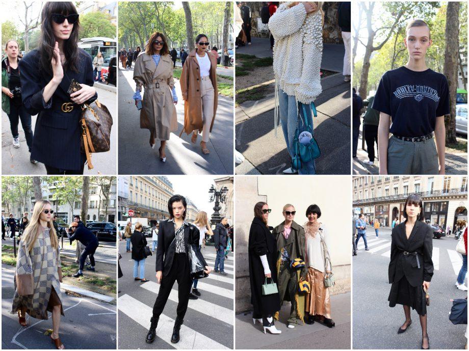STREET STYLE PARIS FASHION WEEK SS20, DAY 5 |10.10.2019