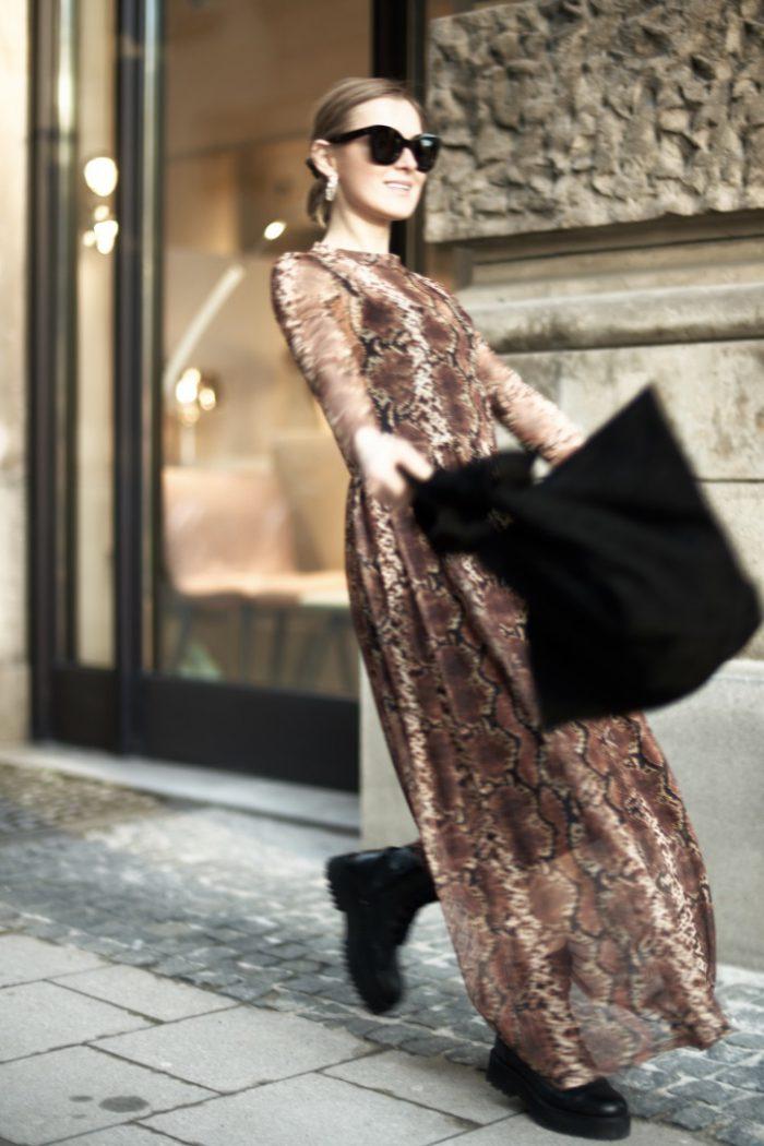 maxi dress mango new collection 2019