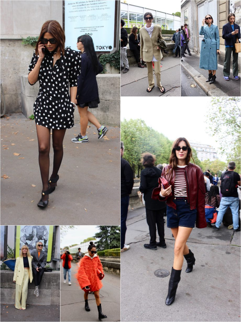 STREET STYLE PARIS FASHION WEEK SS20, DAY 6 & 7 | 13.10.2019