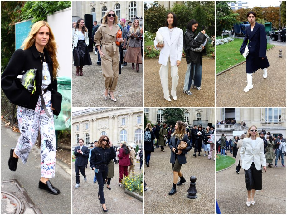 Street Style Paris Fashion Week SS20, Day 3 | 05.10.2019