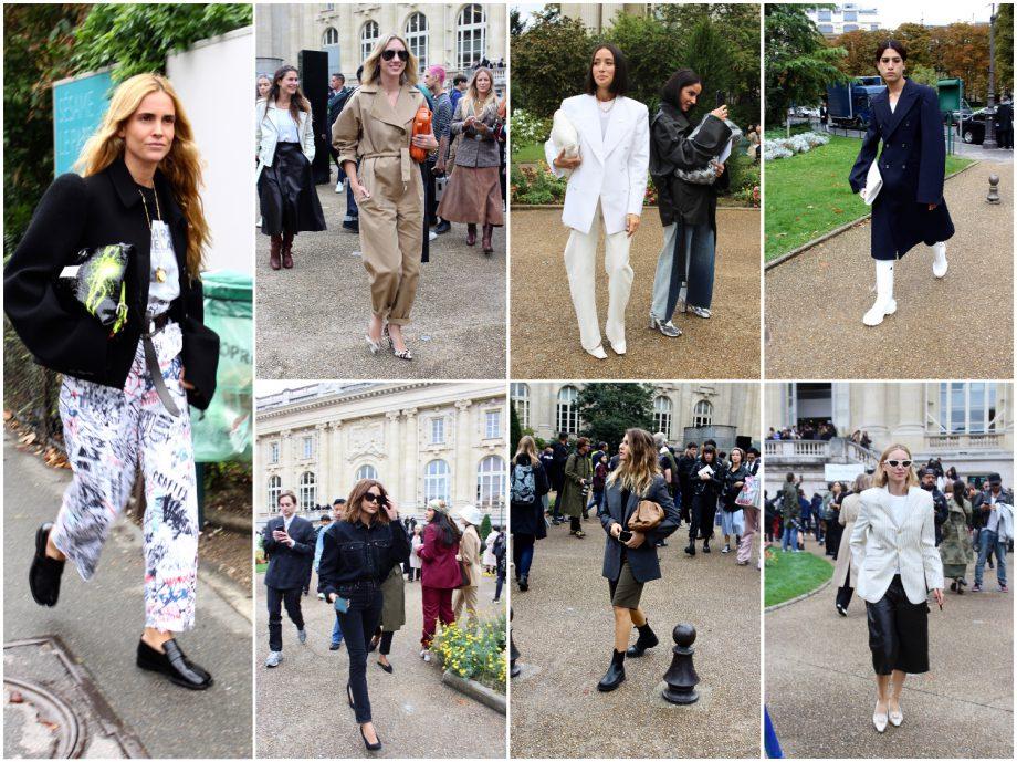 Street Style Paris Fashion Week SS20, Day 3 | 05.10.2019