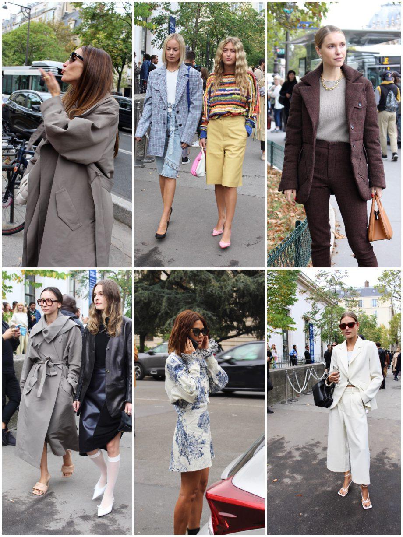 Street Style Paris Fashion Week SS20, Day 4 |08.10.2019