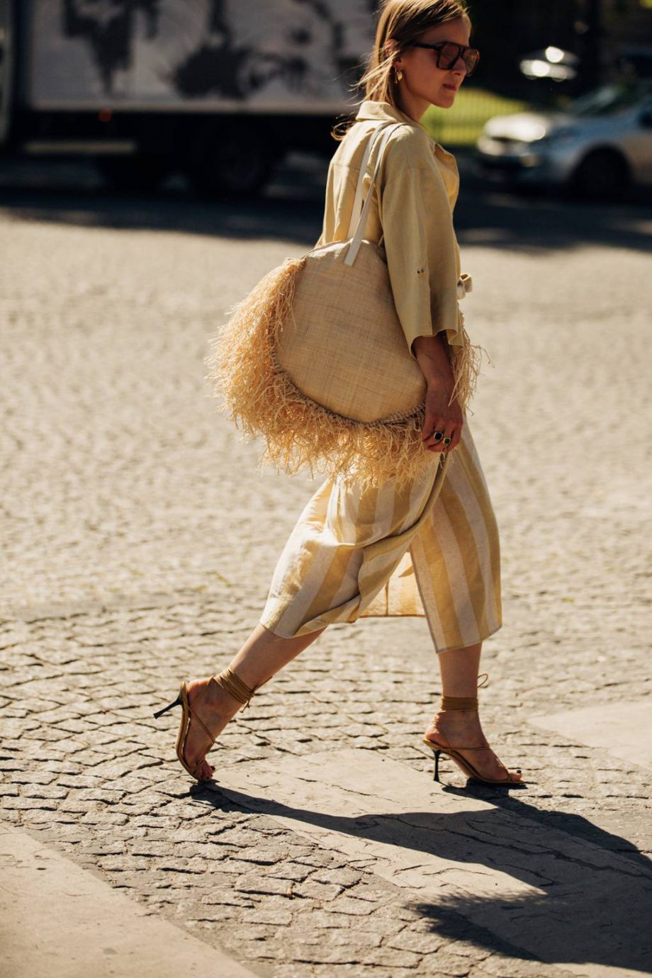 Vogue UK – The Best Street Style From Couture Fashion Week | 06.07.2019