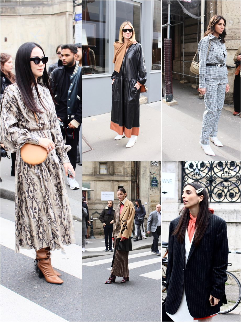 Street Style from Paris Fashion Week FW/19, Day 6 | 11.03.2019