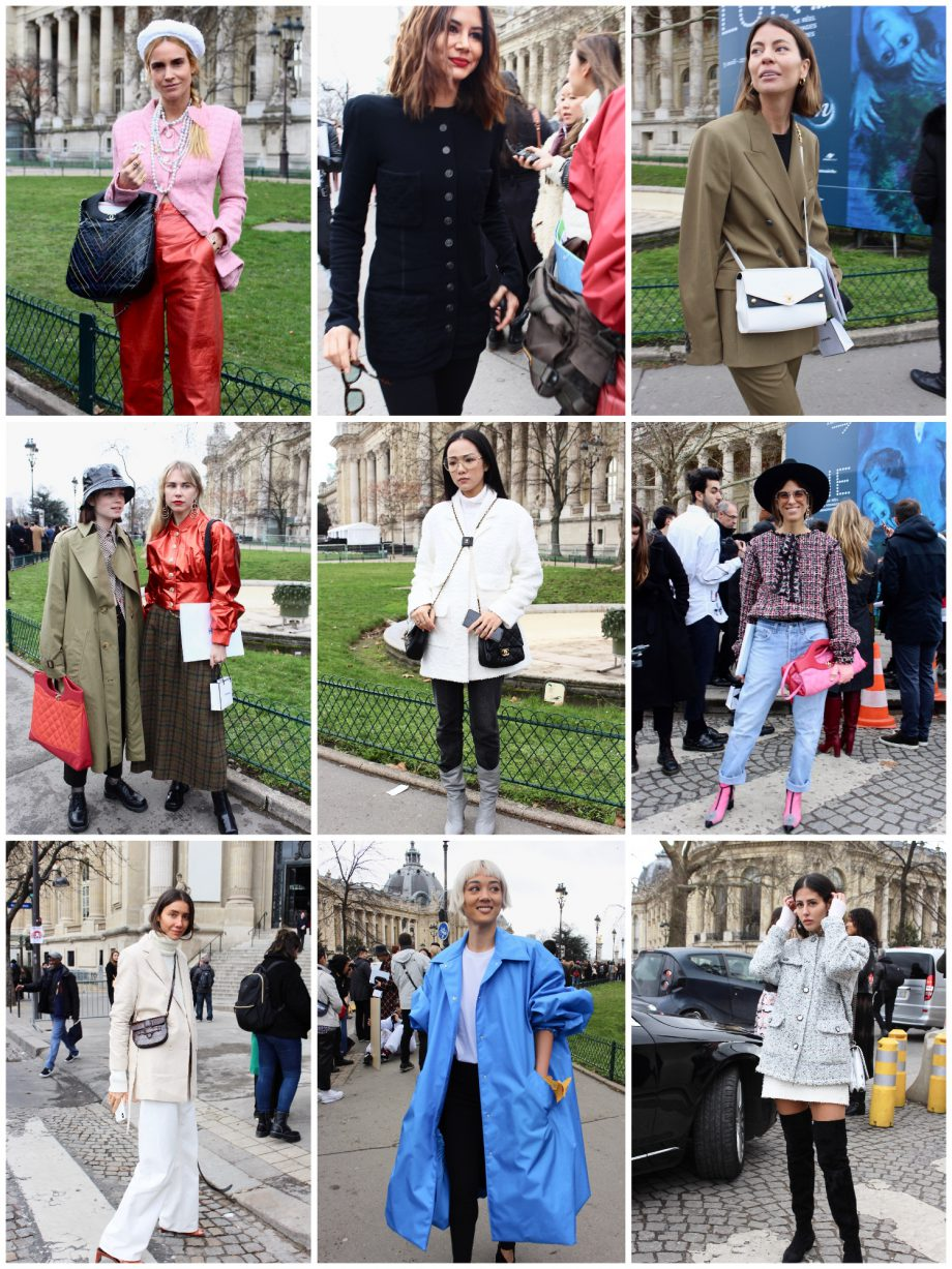 Street Style from Paris Fashion Week FW/19, Day 8 |16.03.2019
