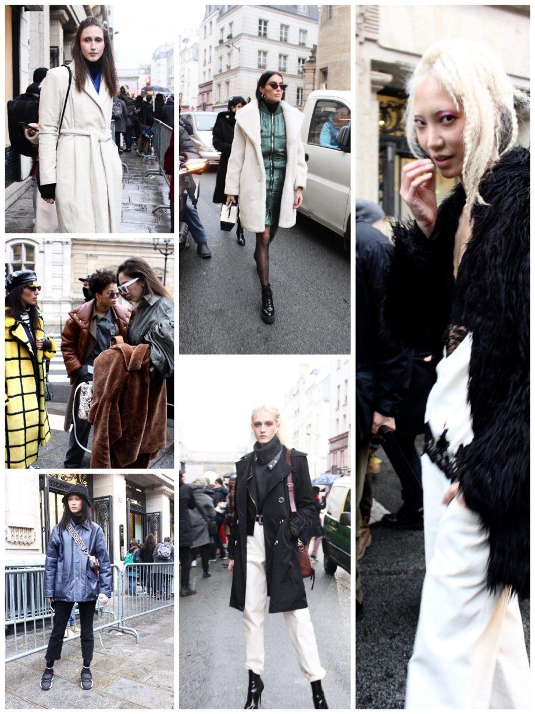 Street Style Haute Couture 2019 Paris |28.01.2019