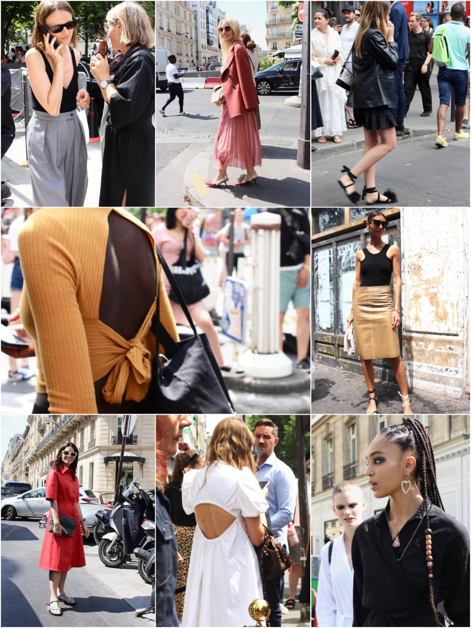 Street Style Paris Fashion Week Haute Couture AW2019/20, Day 2 | 04.07.2019
