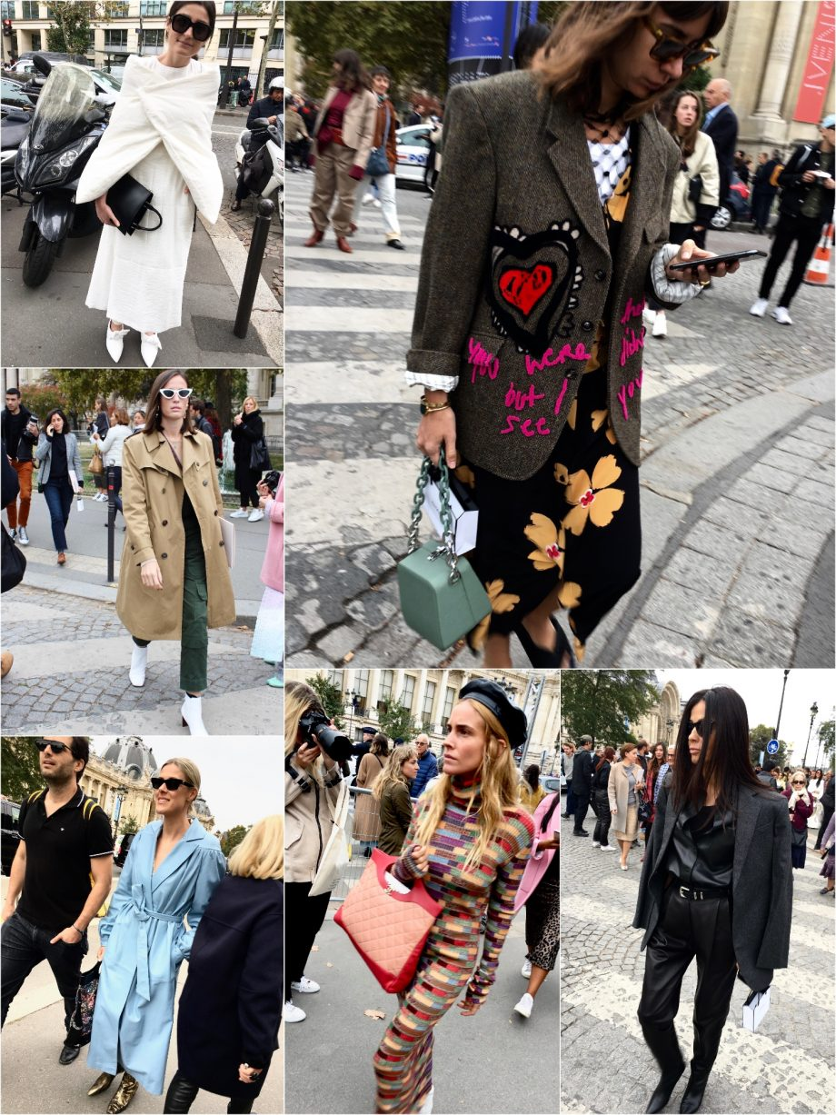 Street Style Paris Fashion Week SS19, Day 8 | 08.10.2018