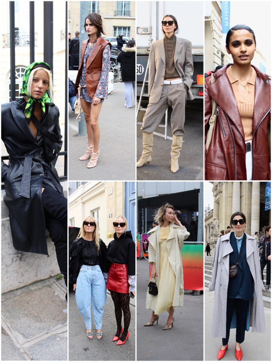 Street Style from Paris Fashion Week FW/19 , Day 3 |05.03.2019