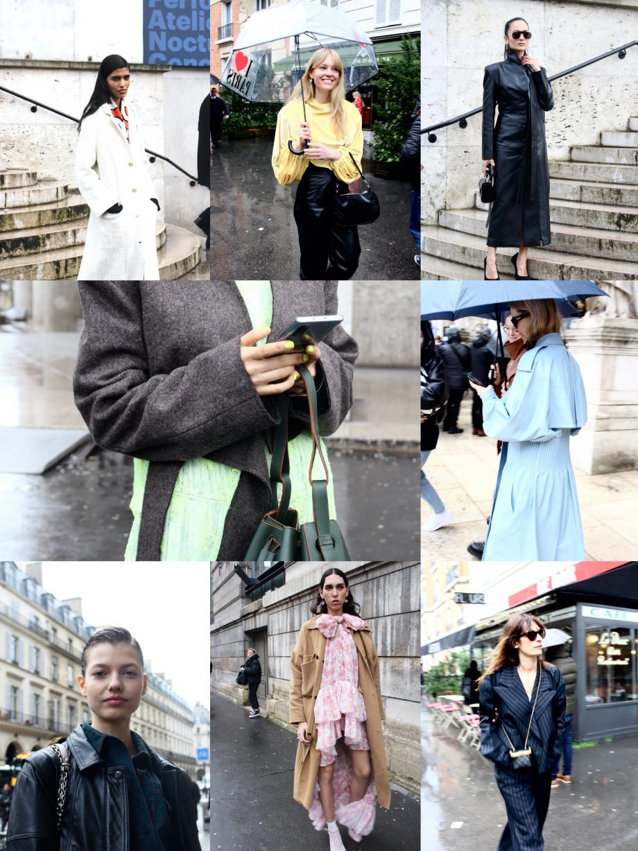 STREET STYLE PARIS FASHION WEEK FW20, DAY 7 | 15.03.2020