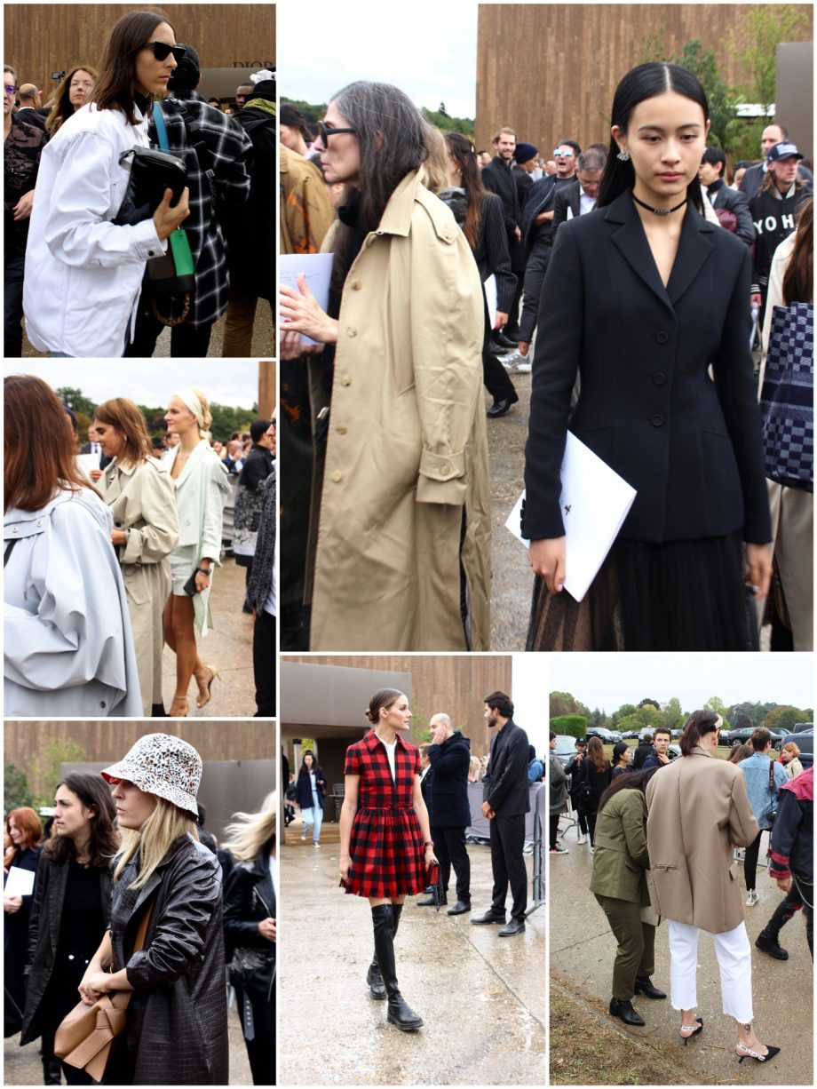 Street Style Paris Fashion Week SS20, Day 2 | 02.10.2019