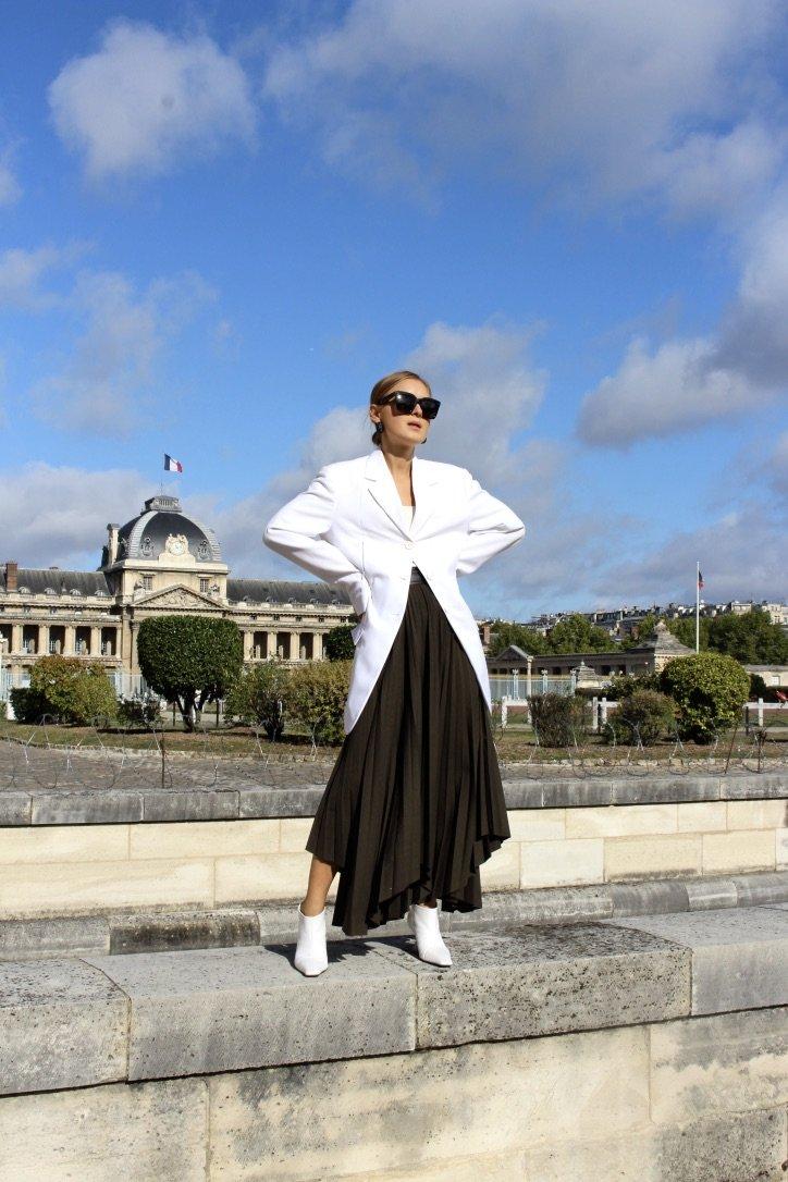 Paris Fashion Week 2019, Look 3