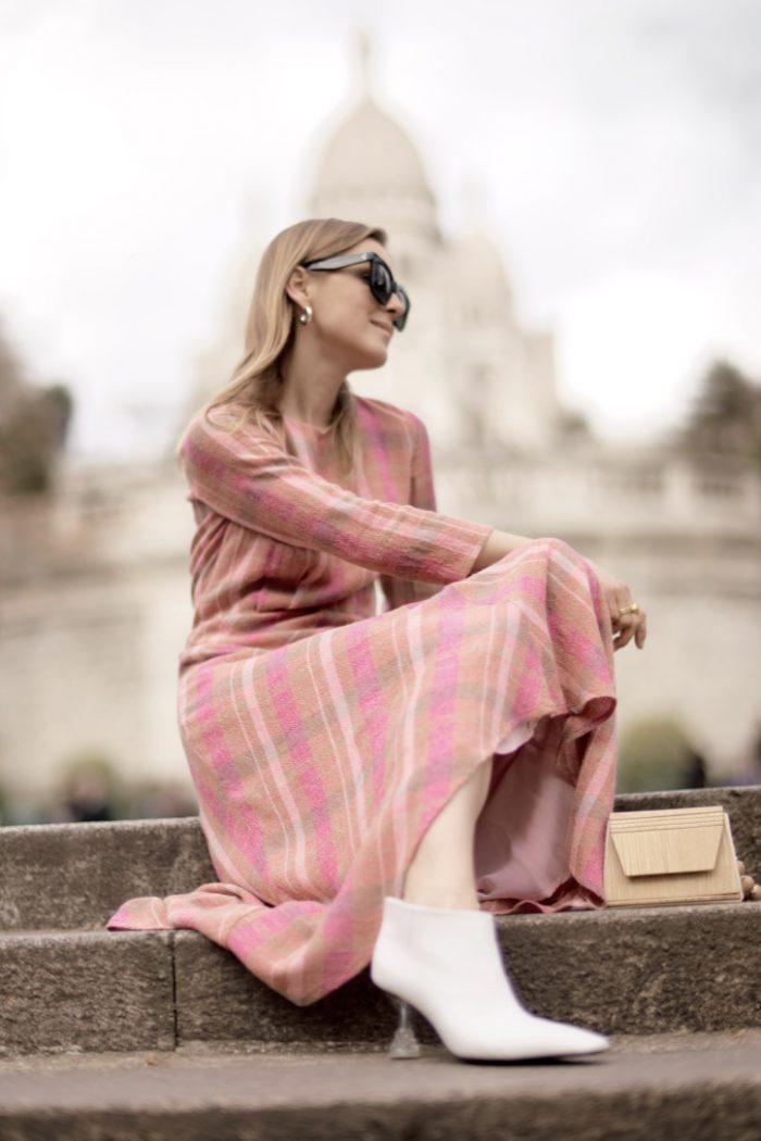 Céline white shoes 2019