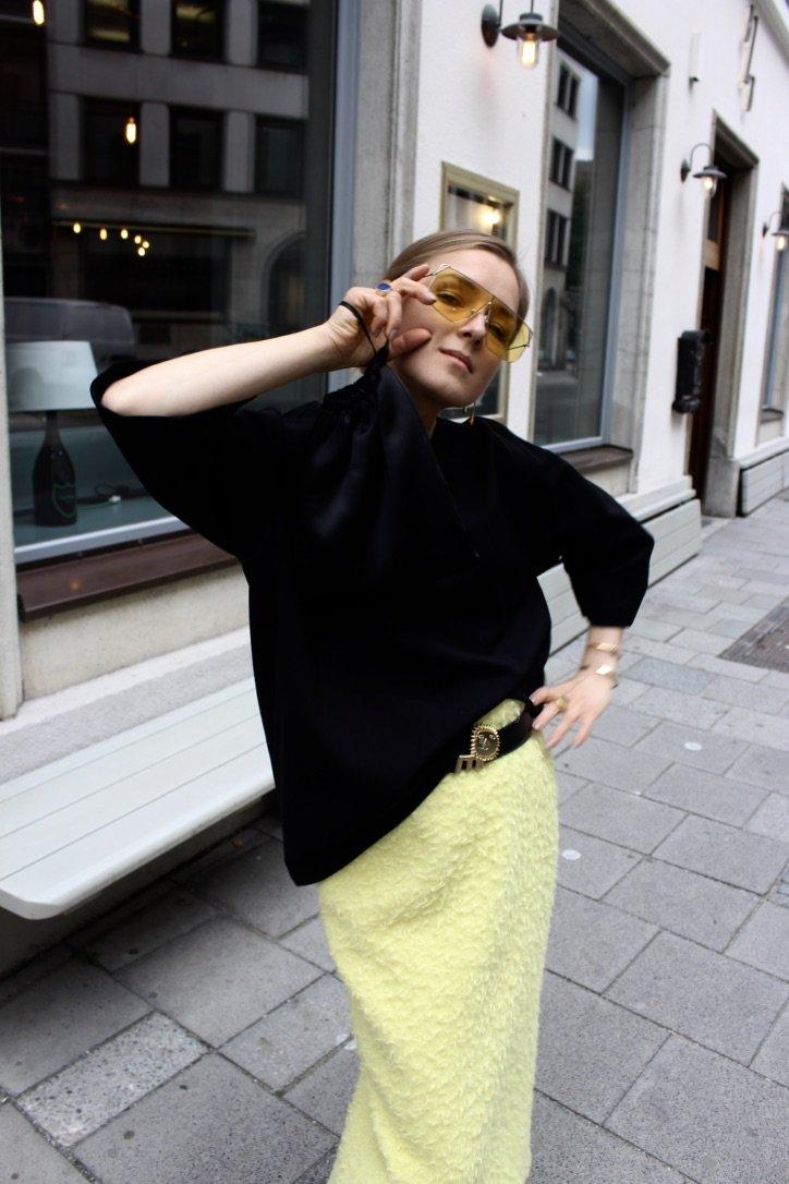 The Yellow Skirt | 05.05.2019