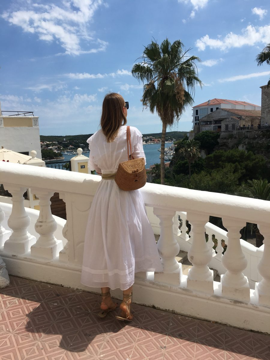 Other STories white dress summer 2018