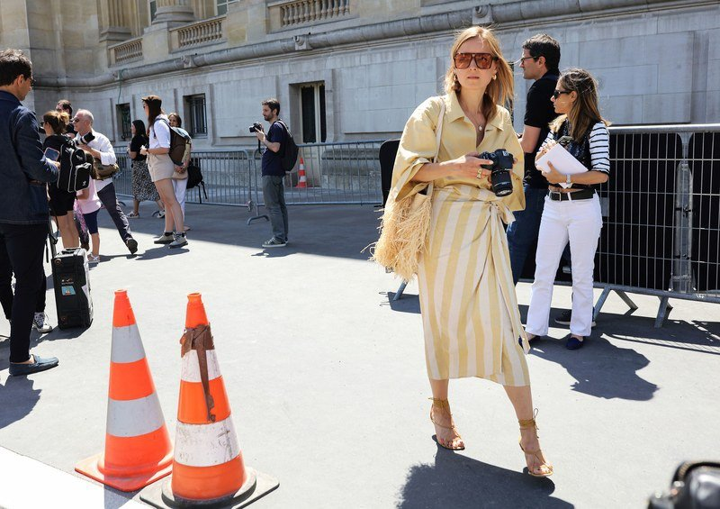 VOGUE – Phil Oh's Best Street-Style Photos From the Fall '19 Couture Shows in Paris | 06.07.2019