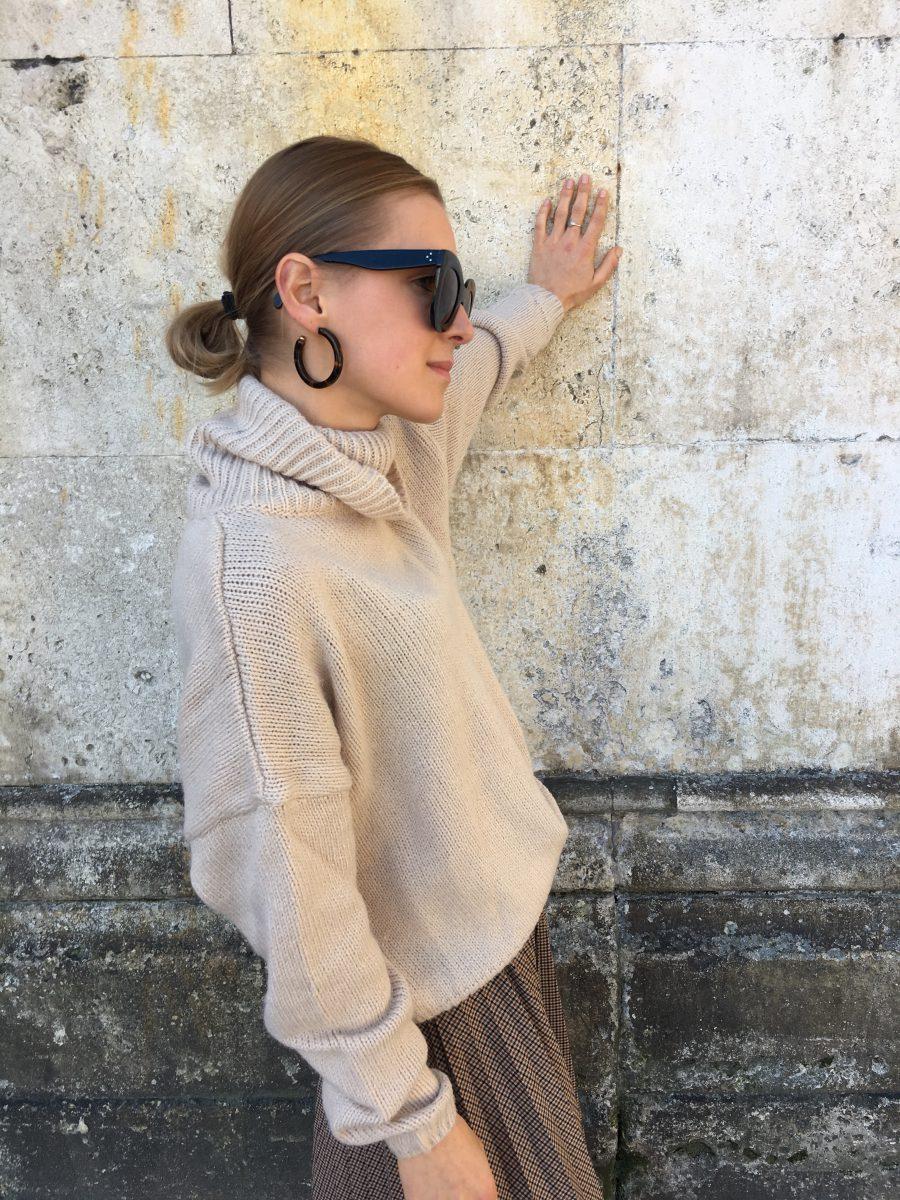 Old Céline sunglasses marta black