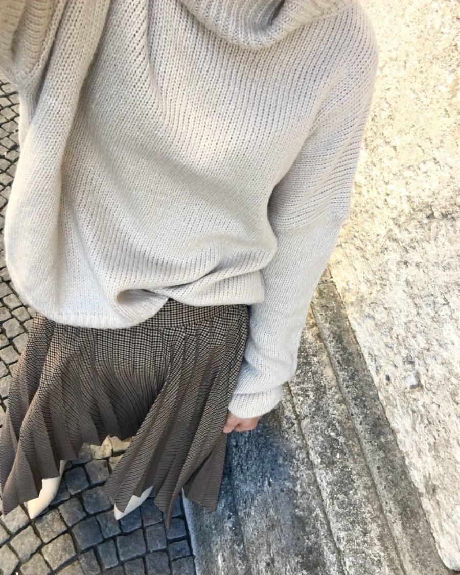 Skirt zara new collection 2018
