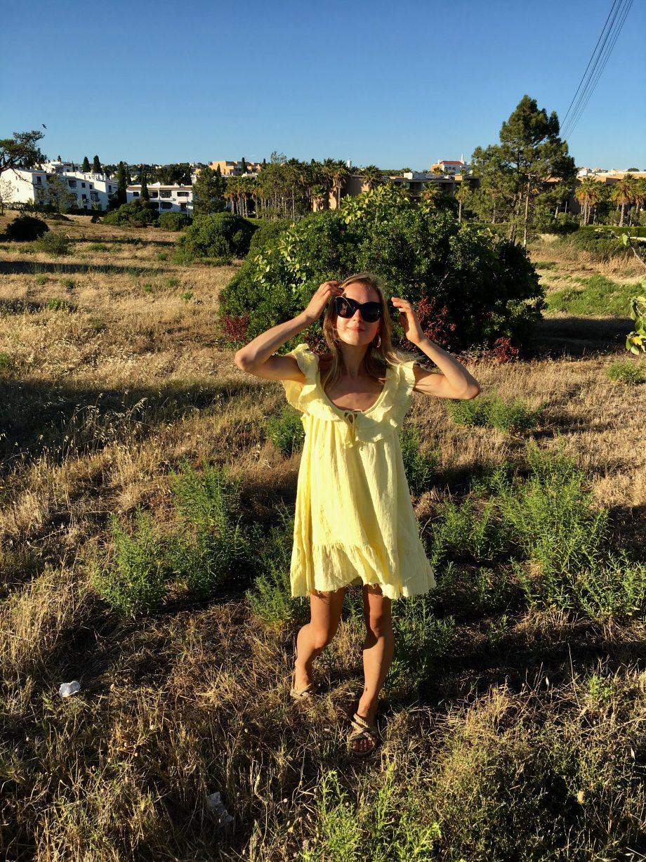 The Lemon Beach Mini Dress    25.08.2018