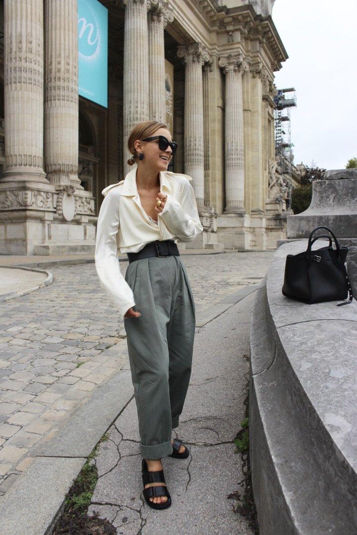 Paris Fashion Week 2019, Look 2 | 06.10.2019