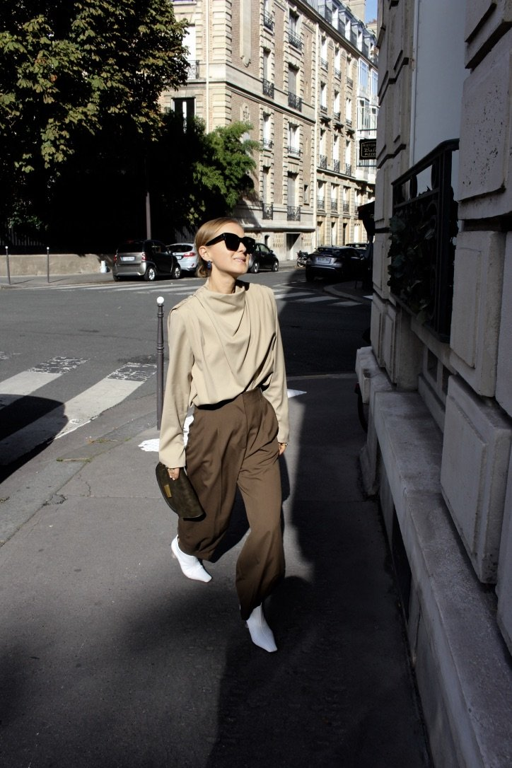 Paris Fashion Week 2019, Look 4 |13.10.2019
